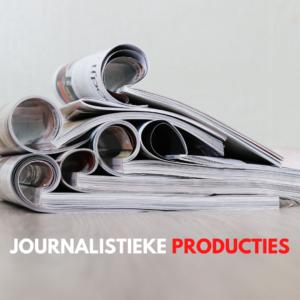 Journalistieke producties van Sybylle